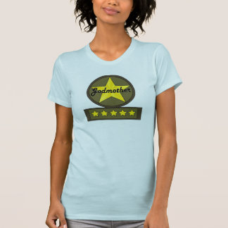 Five Star Godmother Mothers Day Gifts T-shirt