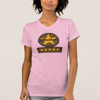 Five Star Mothers Day Gifts T-shirts