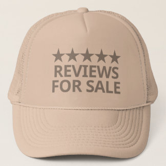 Five Star Reviews For Sale Hat