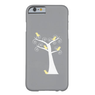 Five Yellow Birds in a Tree Case Barely There iPhone 6 Case