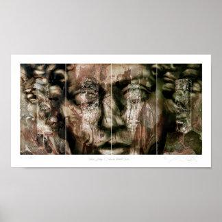 Fivia / Second Stage / Roman Portrait Series Poster
