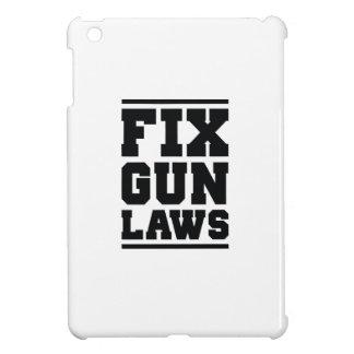 Fix Gun Laws Cover For The iPad Mini