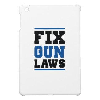 Fix Gun Laws iPad Mini Case