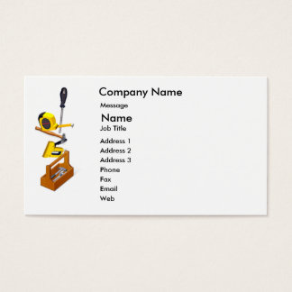 Fix It Business Card