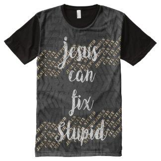 fix stupid All-Over print T-Shirt