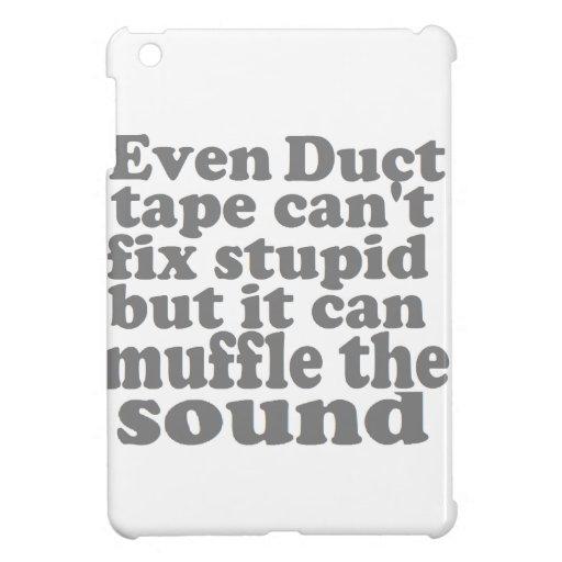 Fix Stupid Case For The iPad Mini
