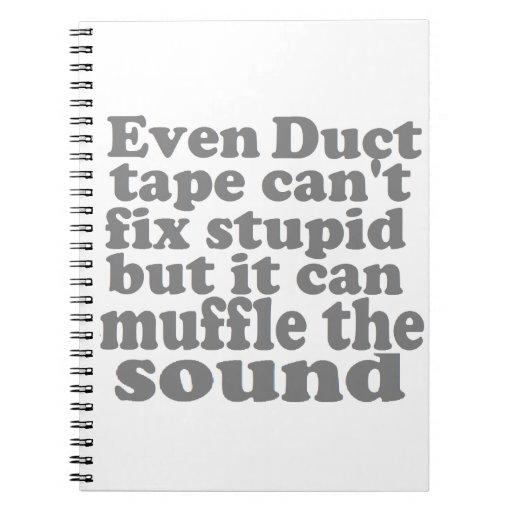 Fix Stupid Notebooks