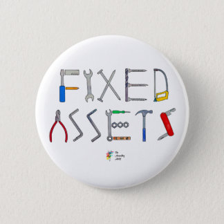 Fixed Assets Funny Accounting Button
