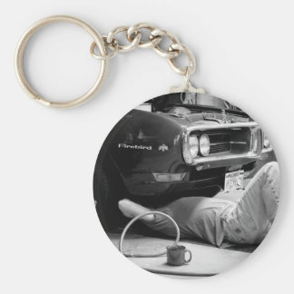 Fixing the muscle car keychain