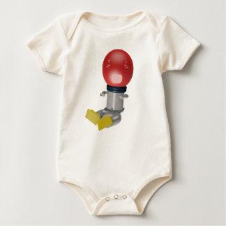 Fiz The Math Whiz Baby Bodysuit