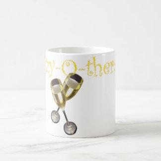 Fizzy-O-therapy Basic White Mug