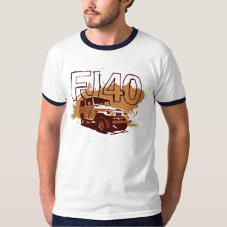 FJ40 Landcruiser Shirt