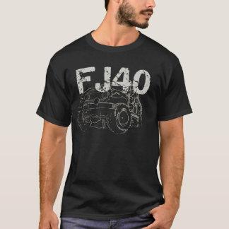 FJ40 Roman's T-Shirt