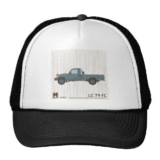 FJ79 Single Cab Cap