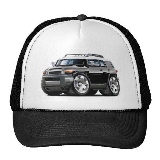 Fj Cruiser Black Car Hat