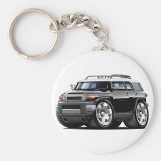 Fj Cruiser Black Car Key Ring