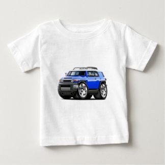 Fj Cruiser Blue Car Baby T-Shirt