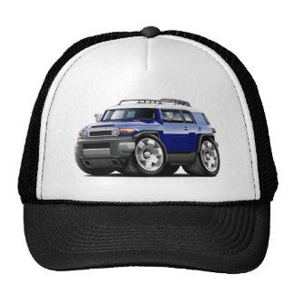 Fj Cruiser Dark Blue Car Cap