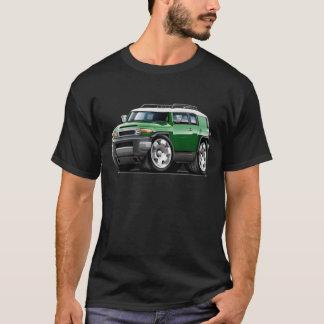 Fj Cruiser Green Car T-Shirt