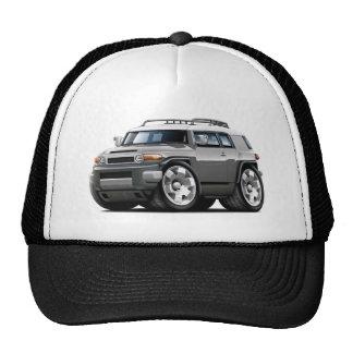 Fj Cruiser Grey Car Cap