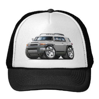 Fj Cruiser Silver Car Cap