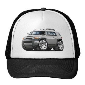 Fj Cruiser Silver Car Hats