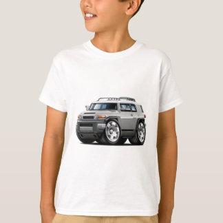 Fj Cruiser Silver Car T-Shirt