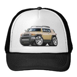 Fj Cruiser Tan Car Hats