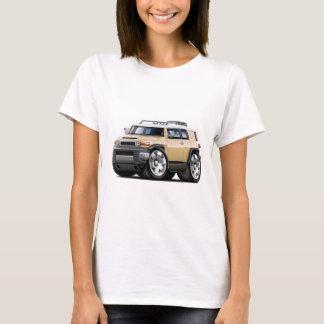 Fj Cruiser Tan Car T-Shirt