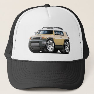 Fj Cruiser Tan Car Trucker Hat