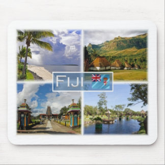 FJ Fiji - Denarau Island - Nava - Mouse Pad