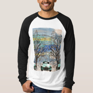 FJ Holden Long Sleeve T-shirt