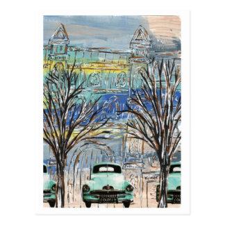 FJ Holden Postcard