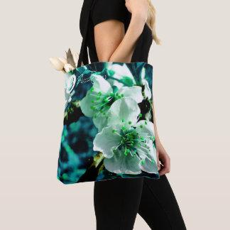 FʟᴏᴡPᴏᴡ | Almond  ~ Ether Tote Bag