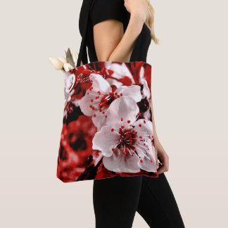 FʟᴏᴡPᴏᴡ | Almond ~ Fire Tote Bag