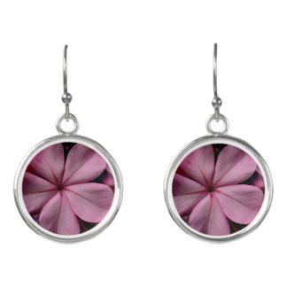 FʟᴏᴡPᴏᴡ | Plumbago Zoom ~ Rose Quartz Earrings