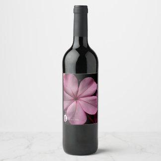 FʟᴏᴡPᴏᴡ | Plumbago Zoom ~ Rose Quartz Wine Label
