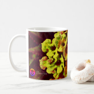 FʟᴏᴡPᴏᴡ *ʀᴀɪɴʙᴏᴡ | Lantana  ~ Banana Split Coffee Mug