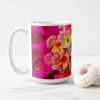 FʟᴏᴡPᴏᴡ *ʀᴀɪɴʙᴏᴡ | Lantana  ~ Bubble Gum Coffee Mug