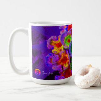 FʟᴏᴡPᴏᴡ *ʀᴀɪɴʙᴏᴡ | Lantana ~ Grapes Coffee Mug