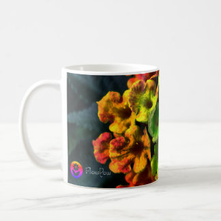 FʟᴏᴡPᴏᴡ *ʀᴀɪɴʙᴏᴡ | Lantana ~ Jamaica Coffee Mug