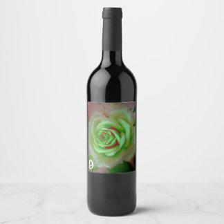 FʟᴏᴡPᴏᴡ   Rose ~ Mythology Wine Label