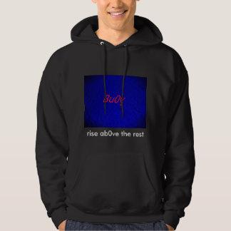 fl0at on hoodie
