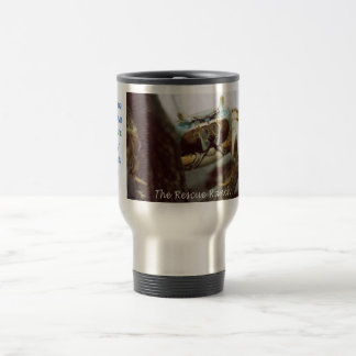 Fl blue mangrove crab - WARNING! I'M A  CRAB UNTIL Stainless Steel Travel Mug