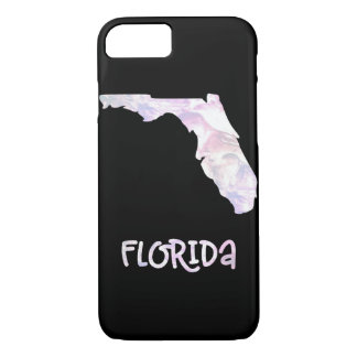 FL Florida State Iridescent Opalescent Pearly iPhone 8/7 Case