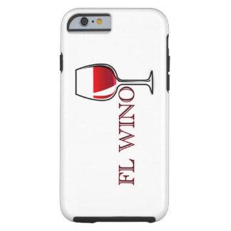 FL Wino iPhone 6/6Plus Tough iPhone 6 Case