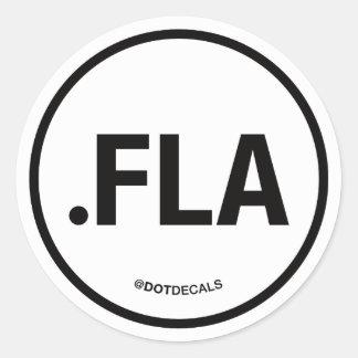 FLA Sticker