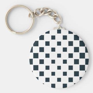 flag-42581 basic round button key ring