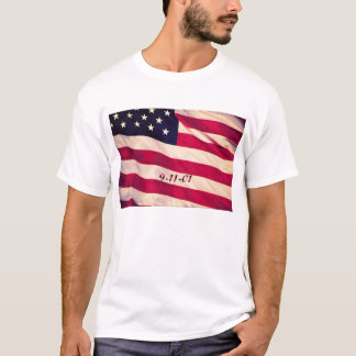 FLAG 9-11-01 T-Shirt