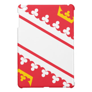 Flag Alsace (France) Drapeau Alsace Flagge Elsass iPad Mini Cases